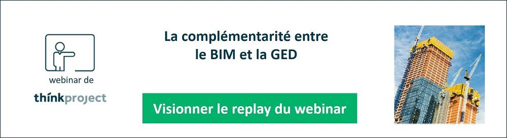 webinar : complementarité bim ged