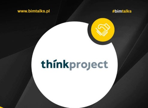 thinkproject sponsorem konferencji #bimtalks