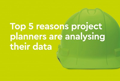 Top 5 reasons project planners are