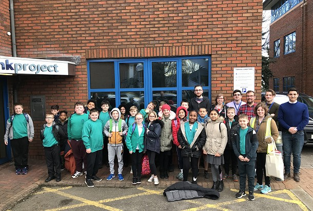 Hour of Code comes to Gloucester