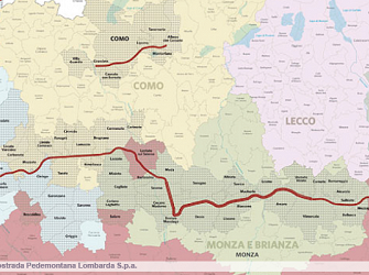 The Pedemontana Lombarda Motorway Project