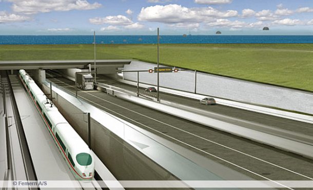 Fehmarn Belt Fixed Link Tunnel