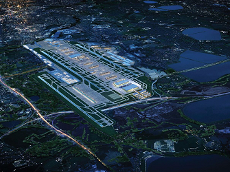 Contract Management Software for Heathrow Airport Expansion