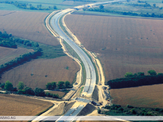 Project Control System for Strabag Motorway Project