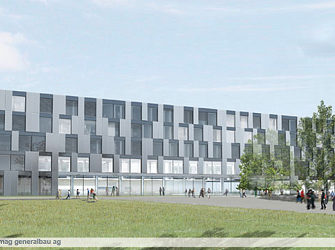 Building Conversion for The University of Lausanne
