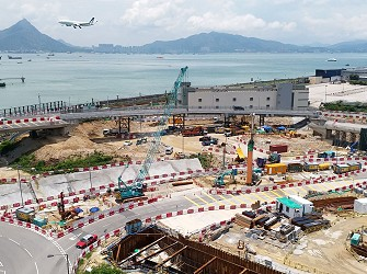 Contract Management for Hong Kong International Airport's Third Runway System Construction