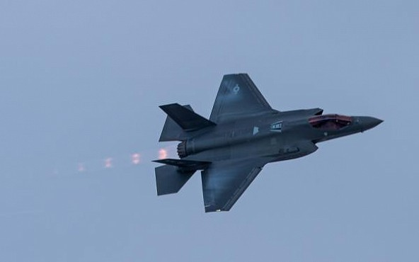 Air Force F-35 jet