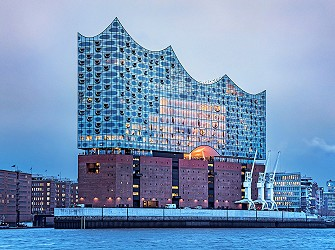 Document and Drawing Management for Elbphilharmonie